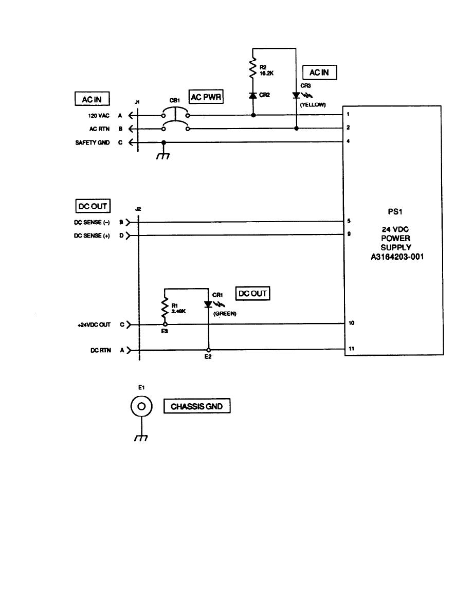figure 4 2 24 vdc power supply schematic diagram